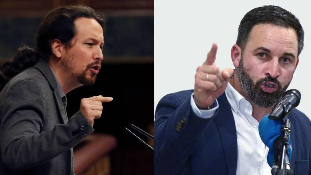 Podemos y Vox, el fracaso electoral de los dos populismos