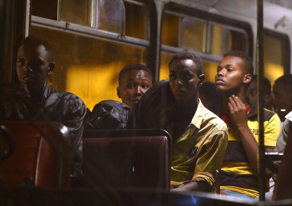 Foto: Varios inmigrantes, en una foto de archivo. (Reuters)