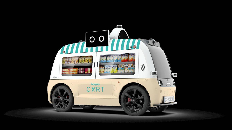 Las Rozas, en Madrid, contará con un 'food truck' autónomo circulando por sus calles