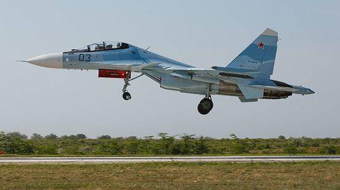 Ataques en el aire y artillería pesada: Rusia presume de tecnología militar