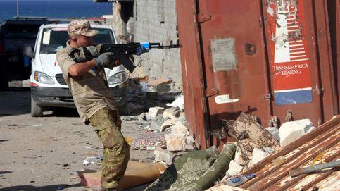 Milicias libias arrebatan al ISIS el penúltimo barrio en Sirte