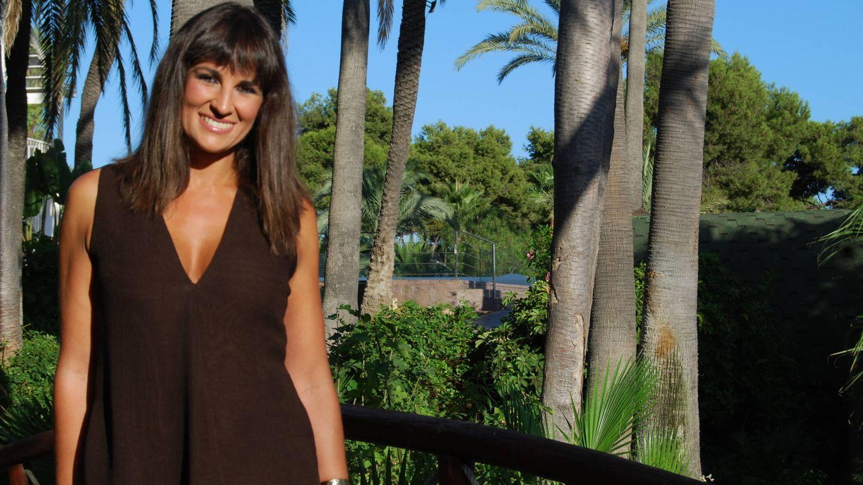 A Lorena le ha encantado Marbella. (Amparo de la Gama)
