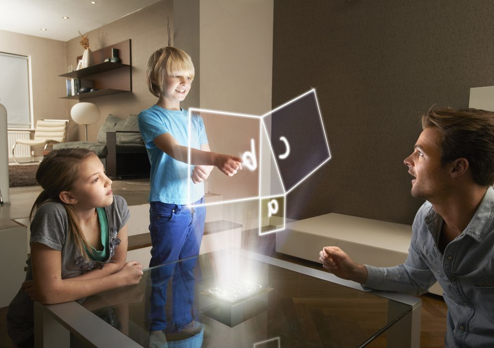 Foto: En poco tiempo la realidad aumentada llegará a todos los hogares. (Matt Bird/Corbis)