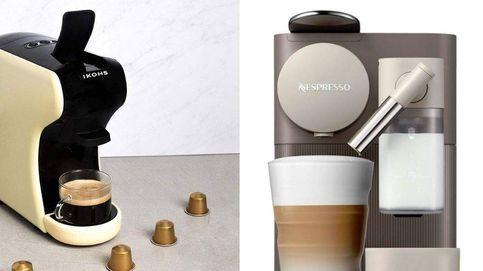 Cafeteras y cápsulas de café: las mejores ofertas del Amazon Prime Day