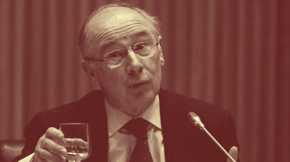 Foto: Rodrigo Rato, en el Congreso. (EC)