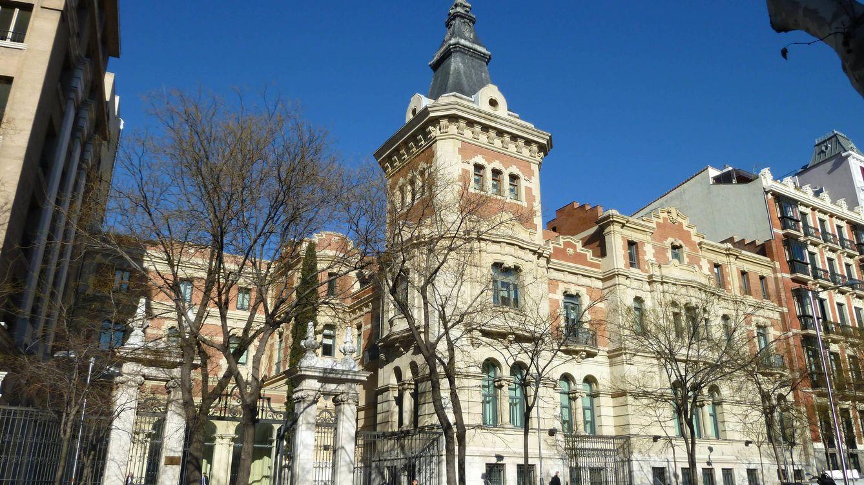 Openbank (Santander) toma el relevo a BBVA en su histórico palacete de Alonso Martínez