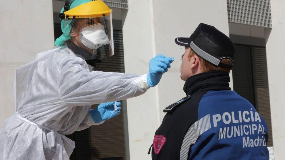 España ya ha hecho 715.000 test para detectar el coronavirus