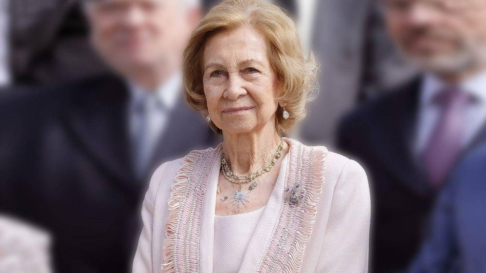 Foto: La reina Sofía, en una imagen de archivo. (Cordon Press)
