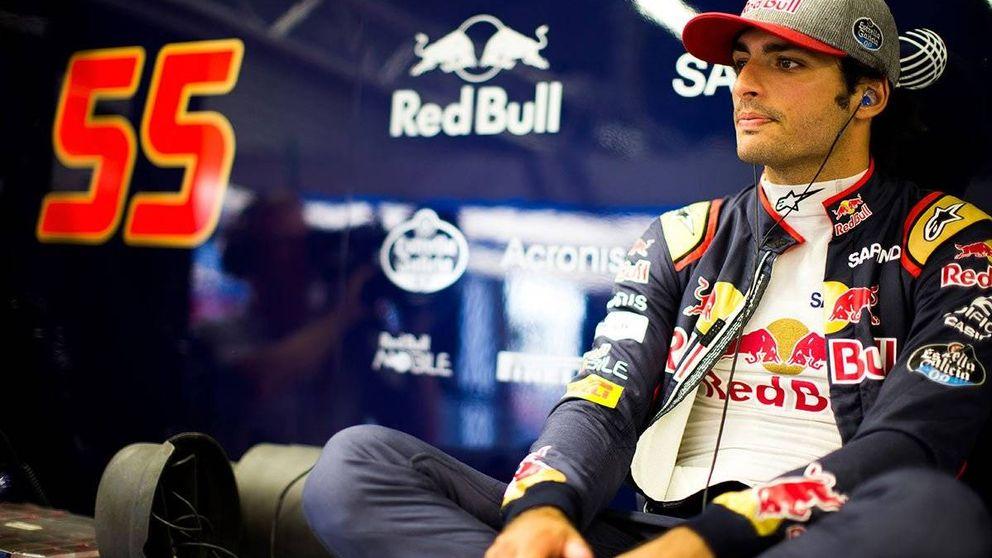 El valor de que Carlos Sainz se meta donde no le llaman en Fórmula 1