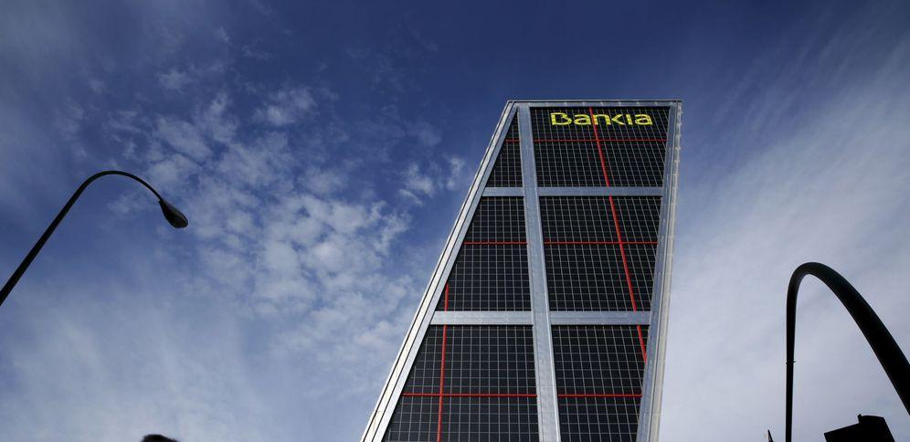 Foto: Sede de Bankia en Madrid. (Reuters)