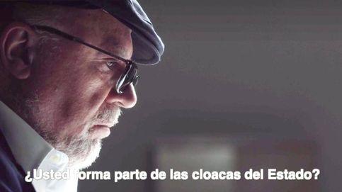 Siete horas con Villarejo: Robles me encargó el informe contra Garzón
