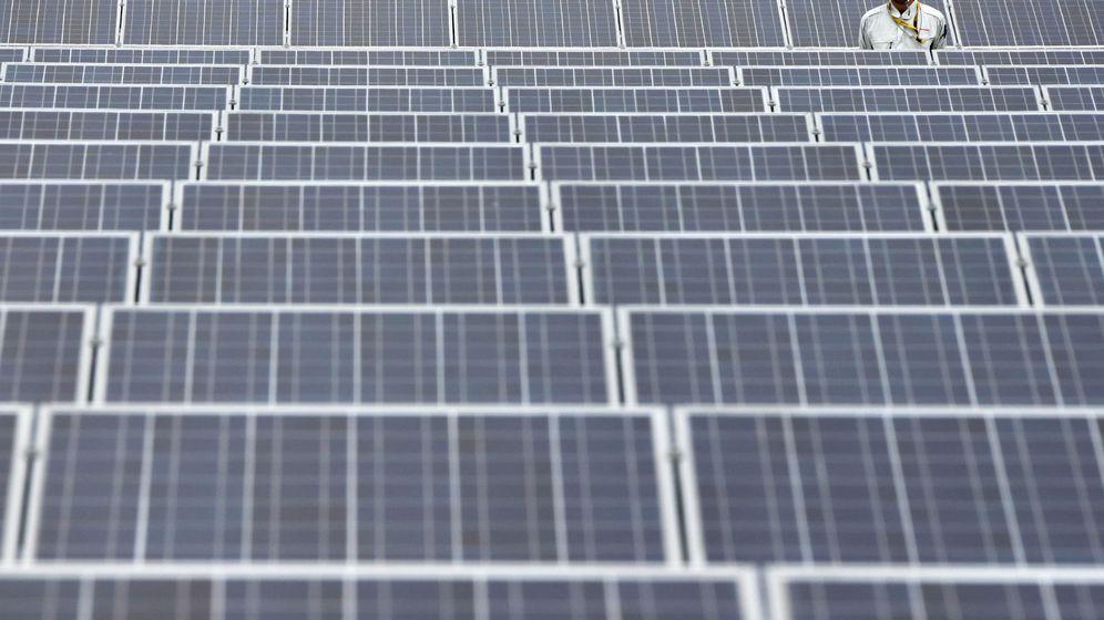 Foto: Paneles fotovoltaicos