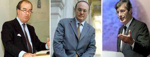 Guindos propone una terna para gobernador del BdE: Linde, Sainz de Vicuña y Bécker
