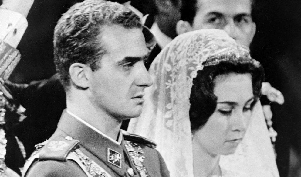 El matrimonio de Don Juan Carlos y Doña Sofía: ¿amor o deber?