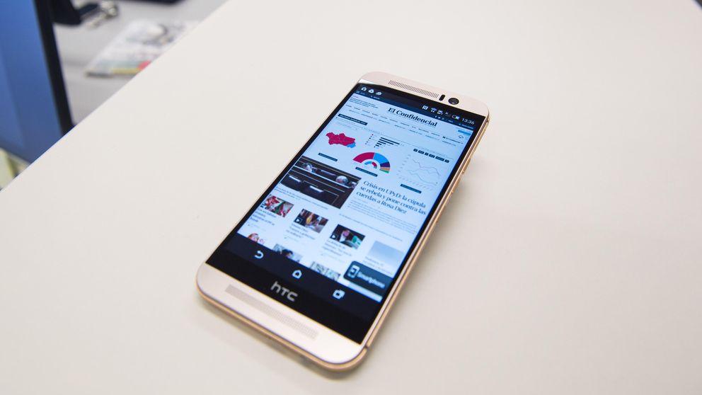 Analizamos el HTC One M9: un equipo potente con sombras