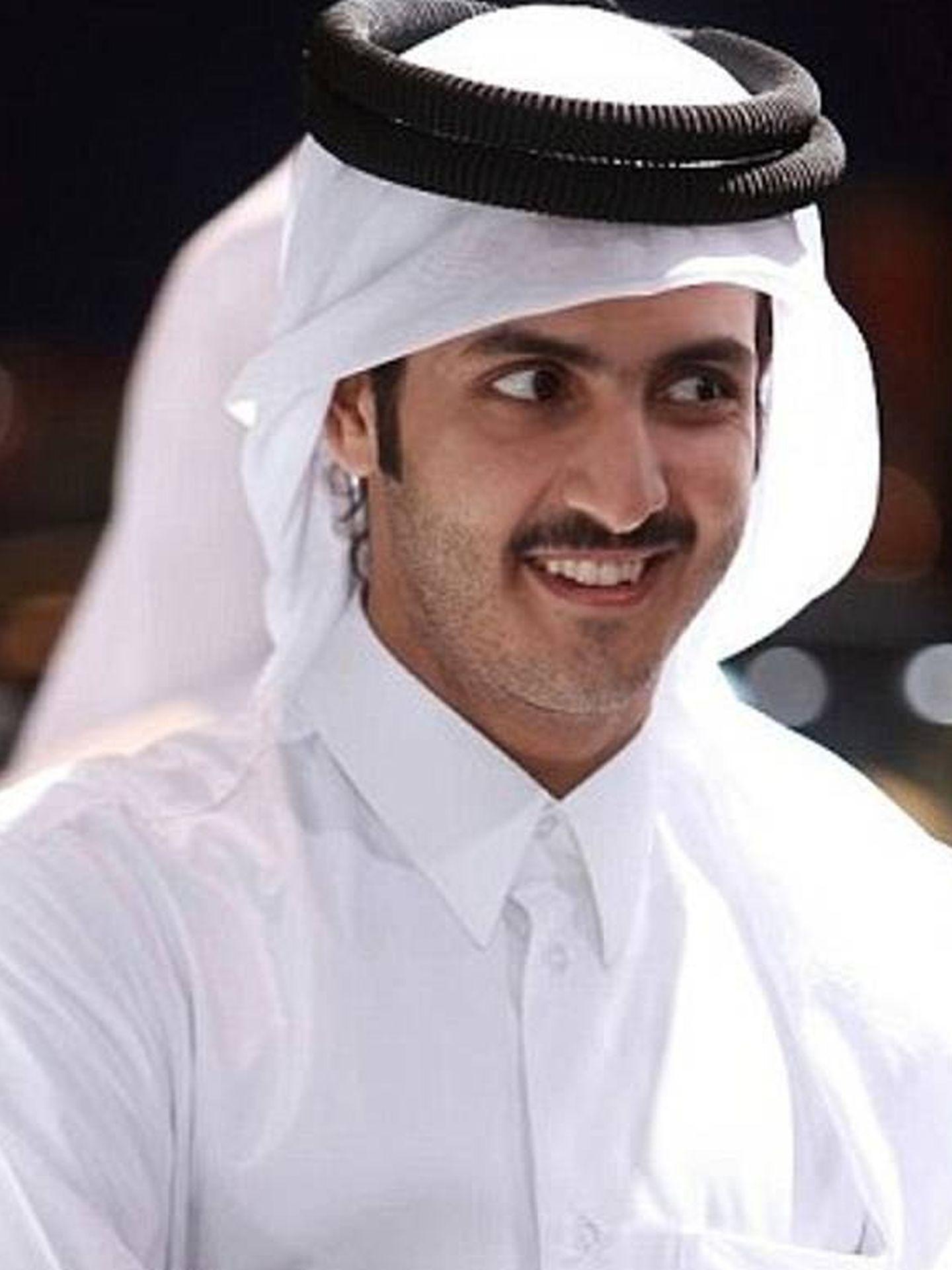 Khalid bin Hamad. (Facebook)