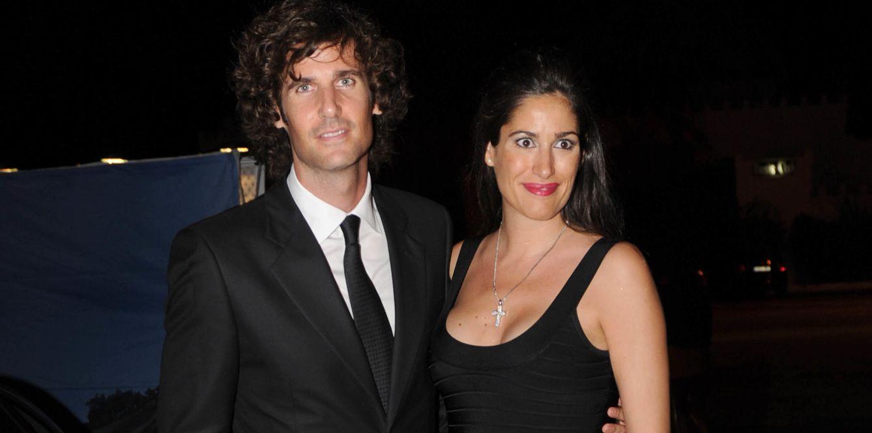 Foto: Francisco Ortiz con su mujer Elisabet Dutu en 2012 (Gtres)