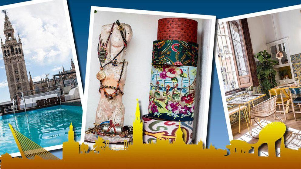 Sevilla en clave 'trendy': de ruta alternativa por sus rincones con duende