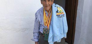 Post de La historia de Súper Paco (80 años): así se prepara el héroe de los 101 km de Ronda