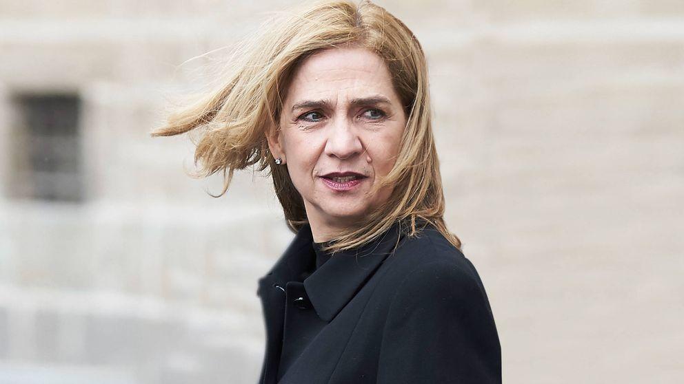 La infanta Cristina reclama 900.000 euros a la Audiencia de Palma por el 'caso Nóos'