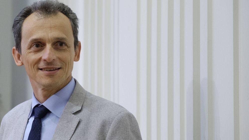 Foto: Pedro Duque, el último nombramiento para el Gobierno de Sánchez. (EFE)