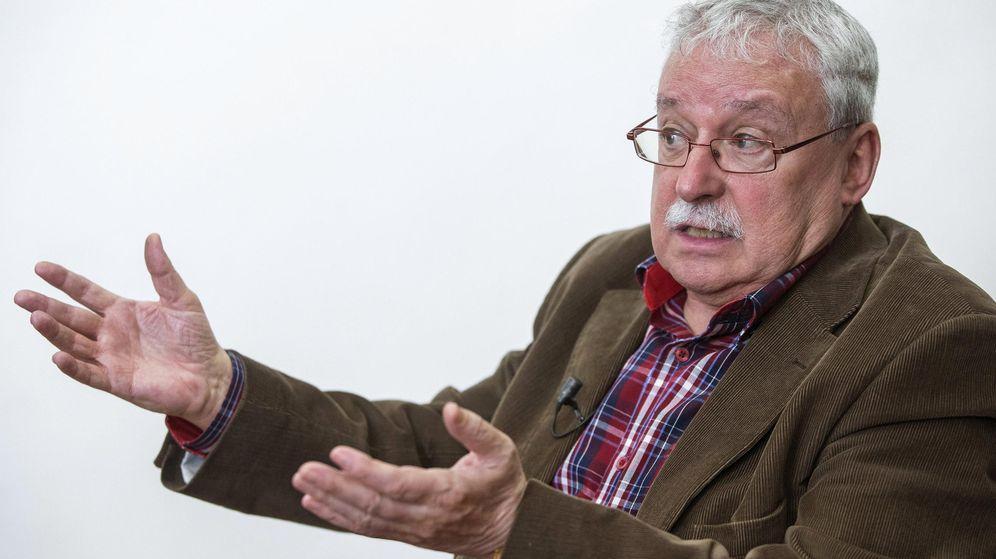 Foto: El expresidente madrileño Joaquín Leguina. (Efe)