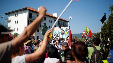 Detenidas 17 personas en altercados en la contracumbre del G-7