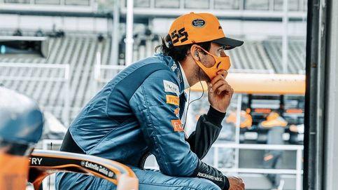 Sainz lamenta que los F1 de ahora no parecen tan rápidos en TV: Me pone de mal humor