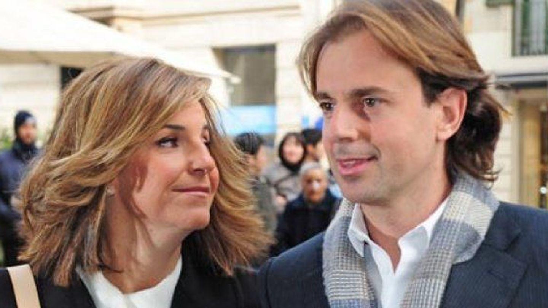 Arantxa Sánchez Vicario junto a su marido, Josep Santacana. (Gtres)
