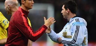 Post de Cristiano Ronaldo y Messi se unen en el nuevo vídeo viral de TikTok