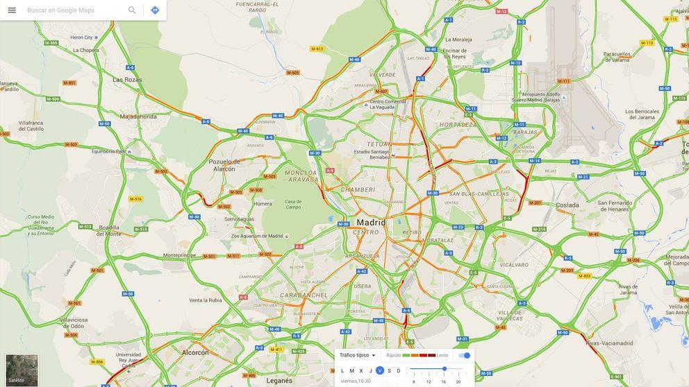 Diez trucos desconocidos de Google Maps sin los que no podrás vivir