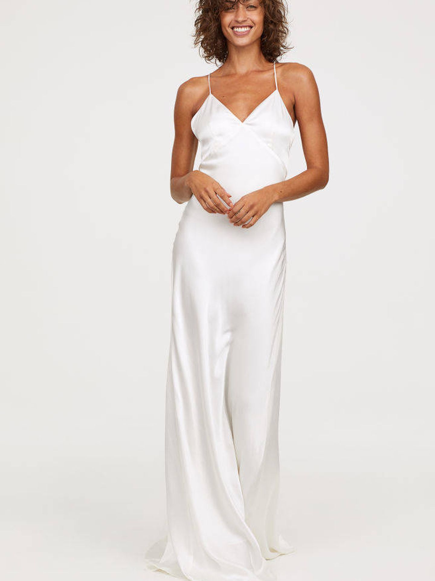 Emula a Sassa de Osma con este vestido retro de H&M.