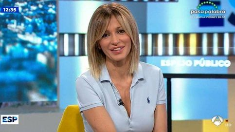 Susanna Griso explica si ve posible o no el fichaje de Olga Moreno en 'Espejo Público'