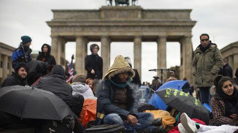 La avalancha de refugiados saca lo mejor y lo peor de Alemania