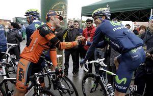 Sobrevivir a la Milán-San Remo si te dejan tirado a 200 km de meta