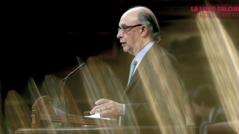 Foto: El ministro de Hacienda, Cristóbal Montoro.