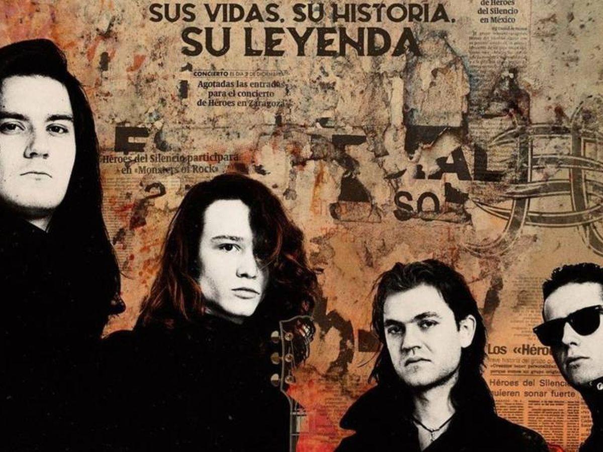 Foto: El documental sobre los Héroes del silencio se acaba de estrenar en Netflix.