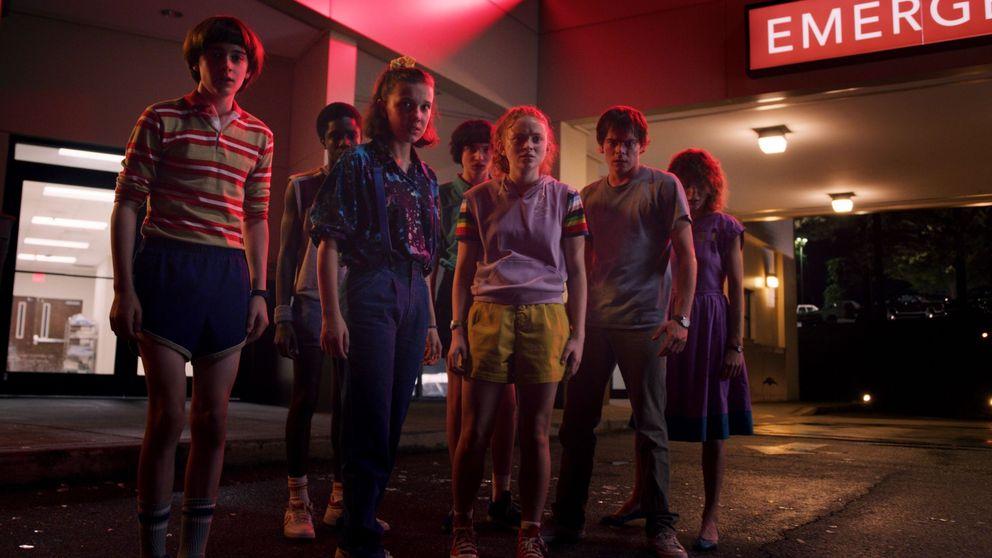 La pubertad, nuevo enemigo de los protagonistas de 'Stranger Things'