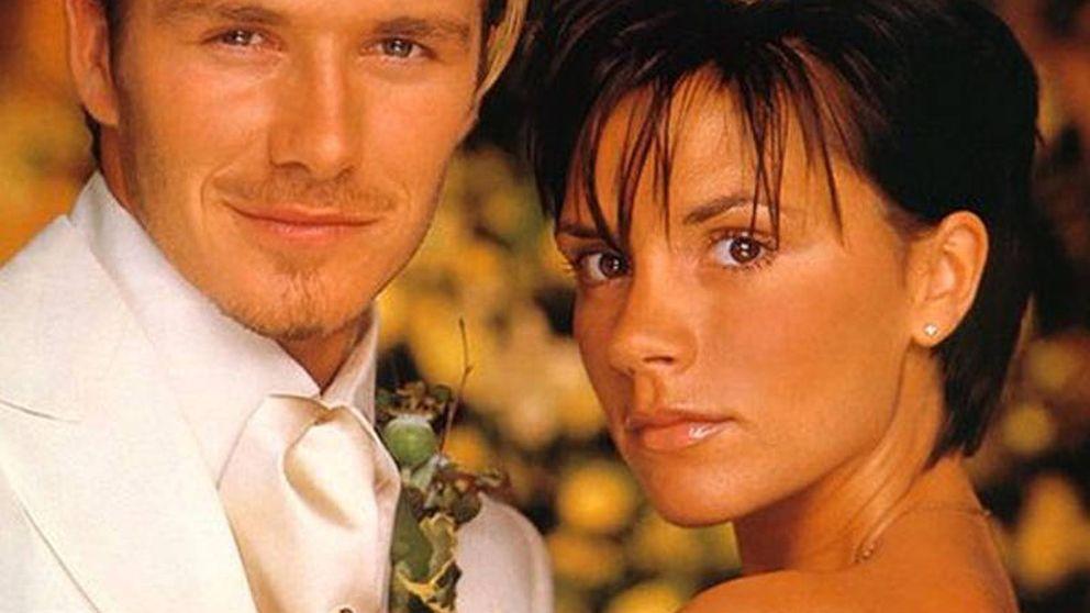 David Beckham se pone tierno para celebrar sus 17 años con Victoria