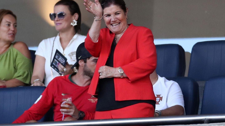 Dolores Aveiro, madre de Cristiano Ronaldo. (Reuters)
