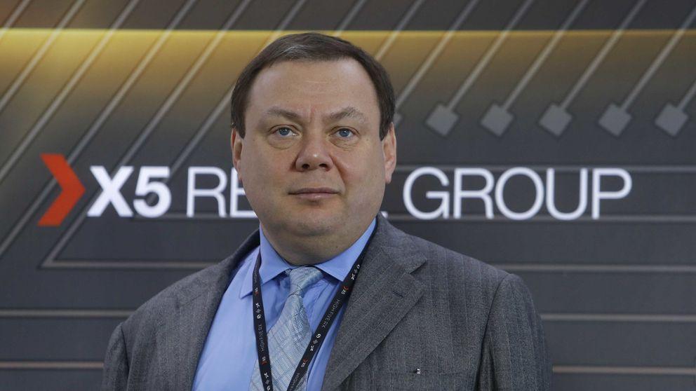 El ruso Fridman eleva su participación en DIA al 29% y provoca una subida en bolsa
