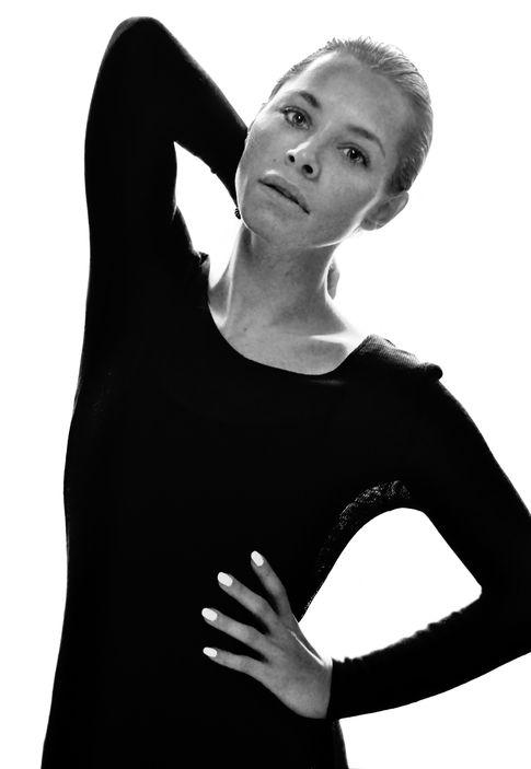 Soraya retratada por Dani Oceans