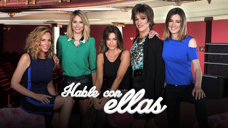 Las presentadoras de la última etapa de 'Hable con ellas'. (Mediaset España)