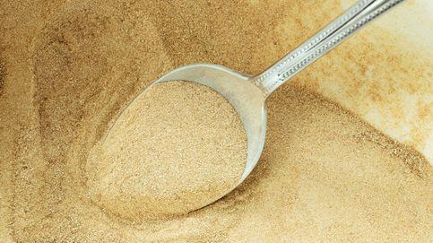 Levadura nutricional, la mitad de su peso son puras proteínas