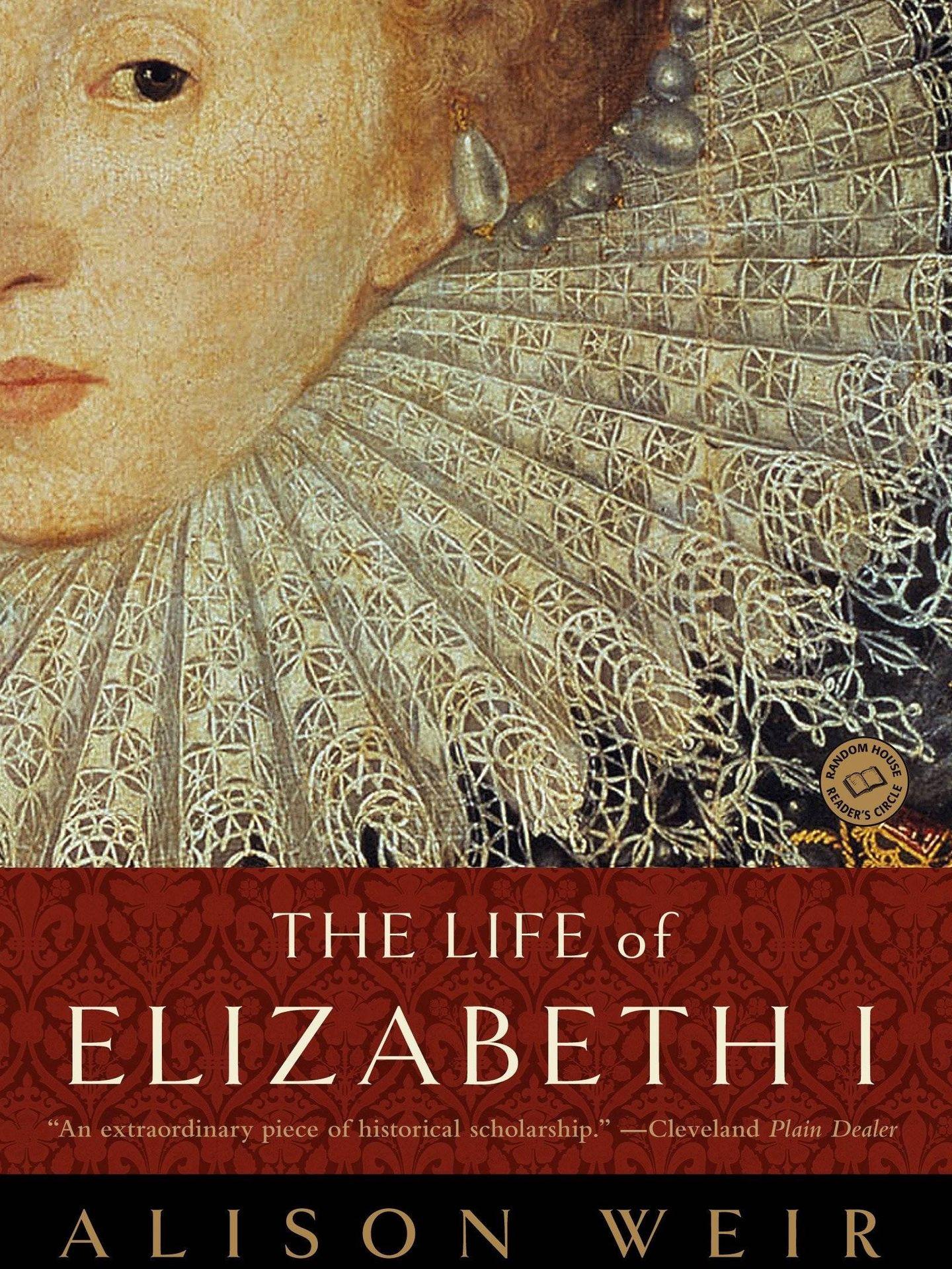 'The Life of Elizabeth I'. (Amazon)