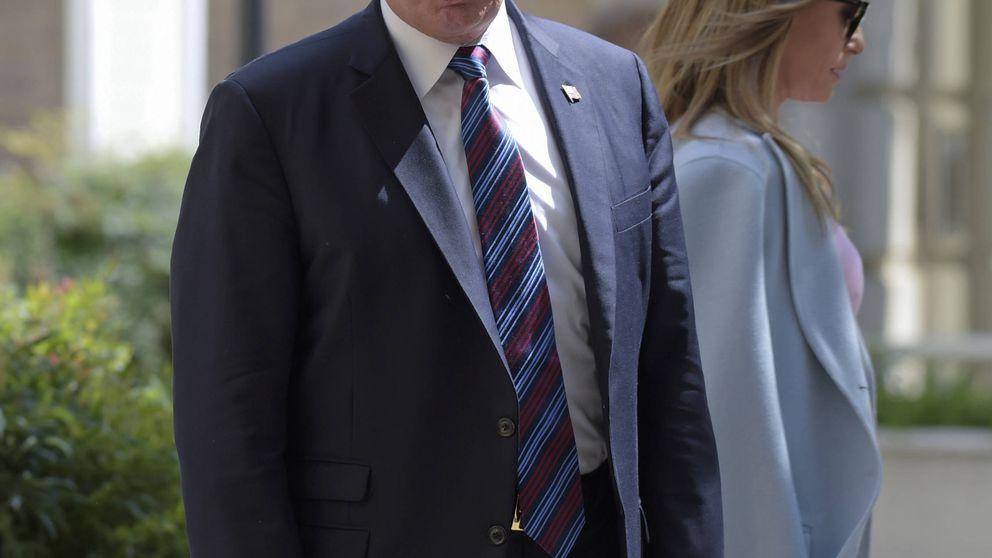 Melania Trump le hace la guerra a su marido a través de sus looks