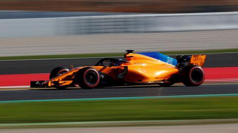 McLaren completó su primera carrera y 'venció' a la fiabilidad