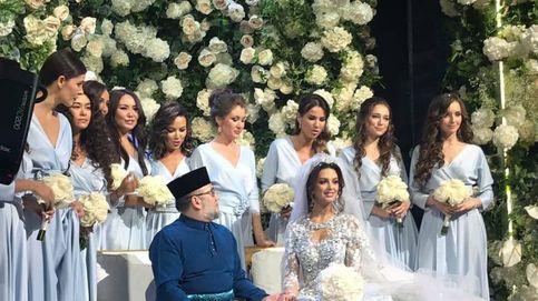 El rey de Malasia renuncia al trono por sorpresa tras casarse con una miss