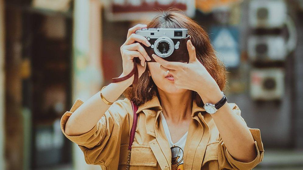 Foto: Prepara tu cámara de fotos. (Kenny Luo para Unsplash)