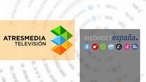 CNMC multa con 77,1 millones a Mediaset y Atresmedia por prácticas anticompetitivas
